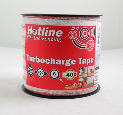 Picture of 200m x 20mm Turbocharge Tape
