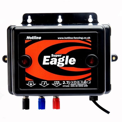 Picture of Eagle Mains Energiser 2.8 Stored Joules High