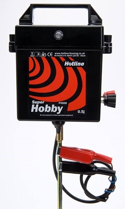 Picture of Hobby 12v Battery Energiser 0.56 Joules 6km