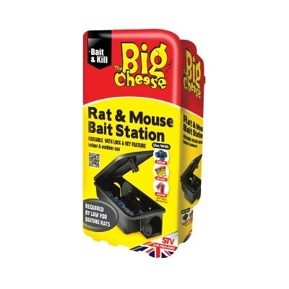 Picture of Rat & Mouse Bait Station