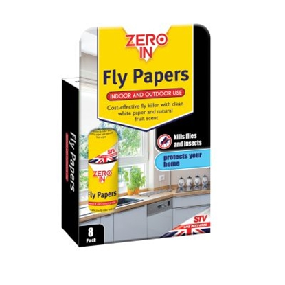 Picture of Fly Papers (8pp)