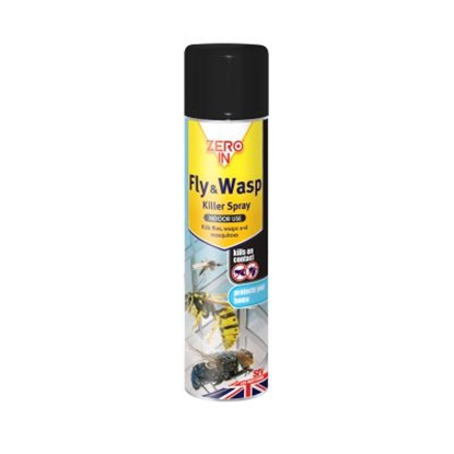 Picture of Fly & Wasp Killer Spray 300ml