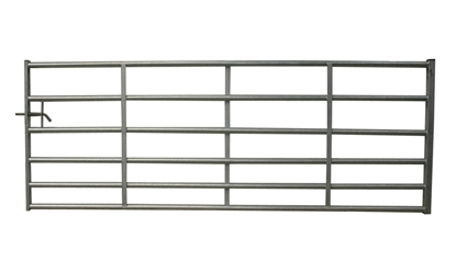 Picture of 12' Imperial 6 Galv Gate