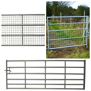 Picture for category Galvanised Gates