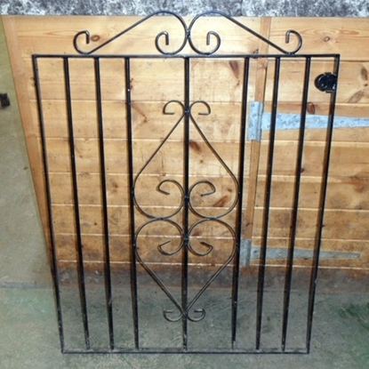 Picture of 860mm x 815mm Ascot Gate
