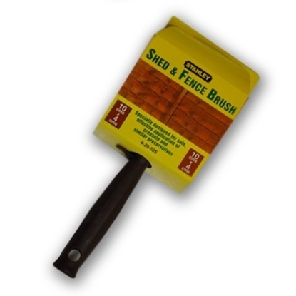 Picture of Shed and Fence Brush