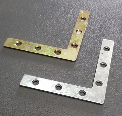 Picture of 100mm Corner Plates