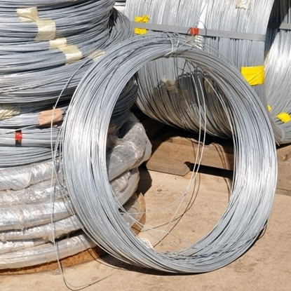 Picture of 25KG (400mtrs) 3.15mm Mild Steel Line Wire