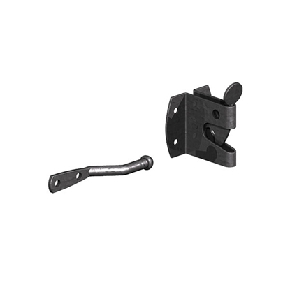 Picture of BLK Large Auto Gate Catch for Garden Gates