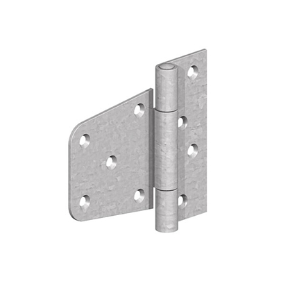 """Picture of GALV 3.5"""" Heavy Offset Hinges"""