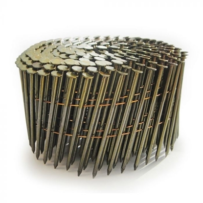 Picture of 4500 x 3.1 x 90 Bright Conical RS Collated Nails