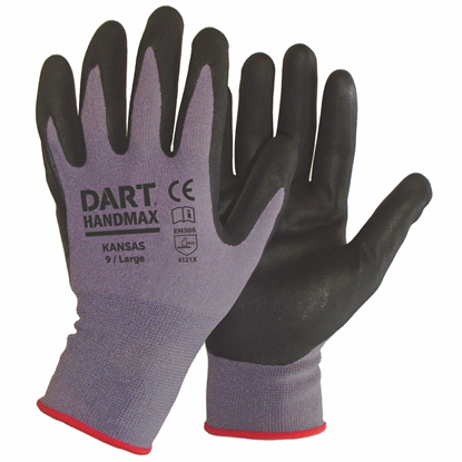 Picture of Handmax Foam Nitrile Glove Size XL