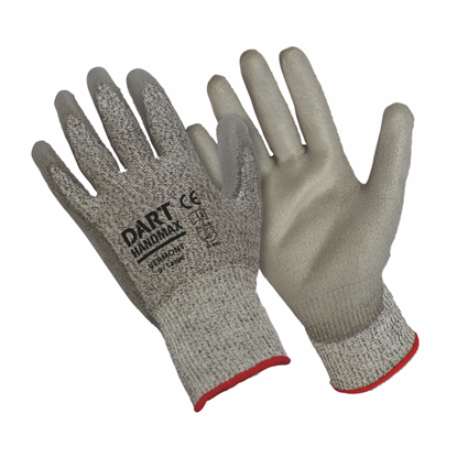 Picture of Handmax Grey Cut 5 Glove Size L