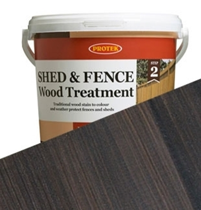 Picture of 5ltr  Nut Brown Shed & Fence