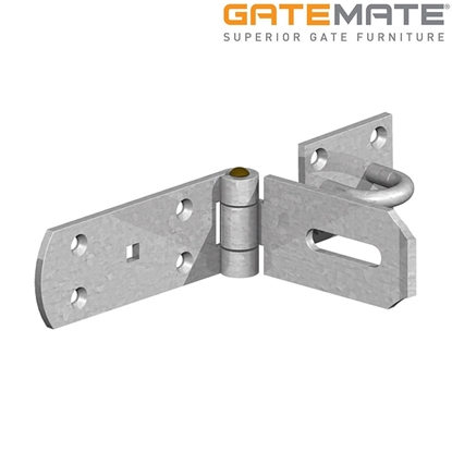 Picture of Safety Hasp and Staple