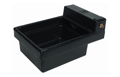 Picture of Single Reservoir Water Trough 685 x 457 x 255 x 53ltr