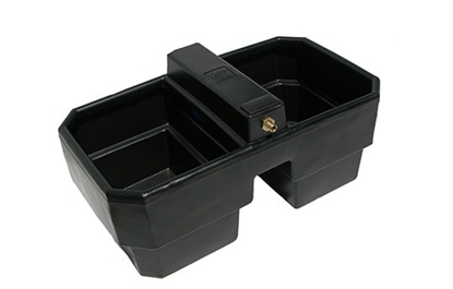 Picture of Double Reservoir Water Trough 900 x 500 x 430 x 100ltr