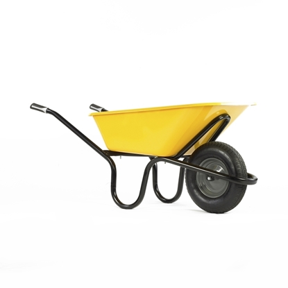 Picture of Alpha Ultimate 120Ltr Wheel Barrow Puncture Free