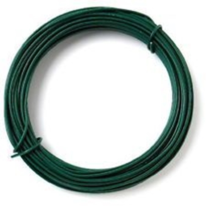 Picture of 1/2kg x 31m Green Coated Tying Wire