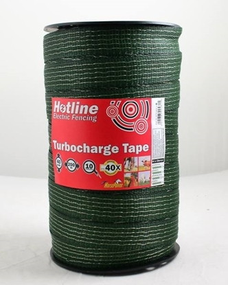 Picture of 200mtrs x 40mm Paddock Tape