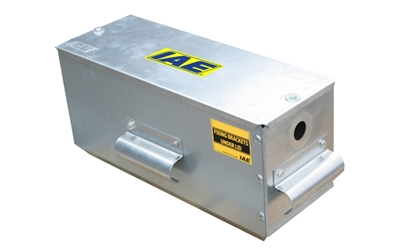Picture of Service Box 457mm wide Galv