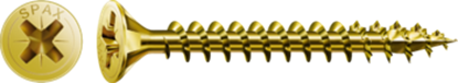 Picture of Tub Yellox Spax Woodscrews
