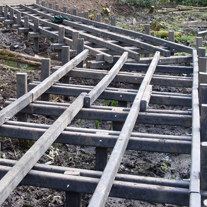 Picture of PlasPro Deck Joist 3m x 125mm x 50mm