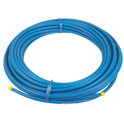 Picture of MDPE 25mm Pipe (blue)