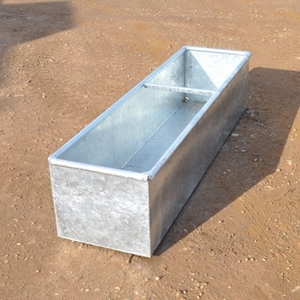 Picture for category Galvanised Troughs