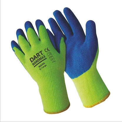 Picture of Handmax Neon Thermal Plus Glove Size Large