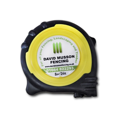 Picture of 8m Tape Measure