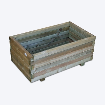 Picture of Somerby Medium Planter 700mm x 400mm x 300mm
