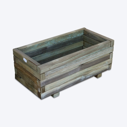 Picture of Somerby Small Rectangular Planter 600mm x 300mm x 250mm